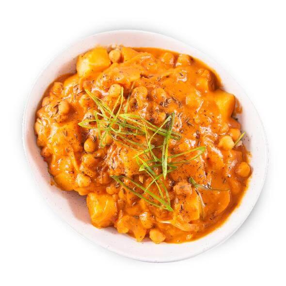 Afrikaan Peanut Stew