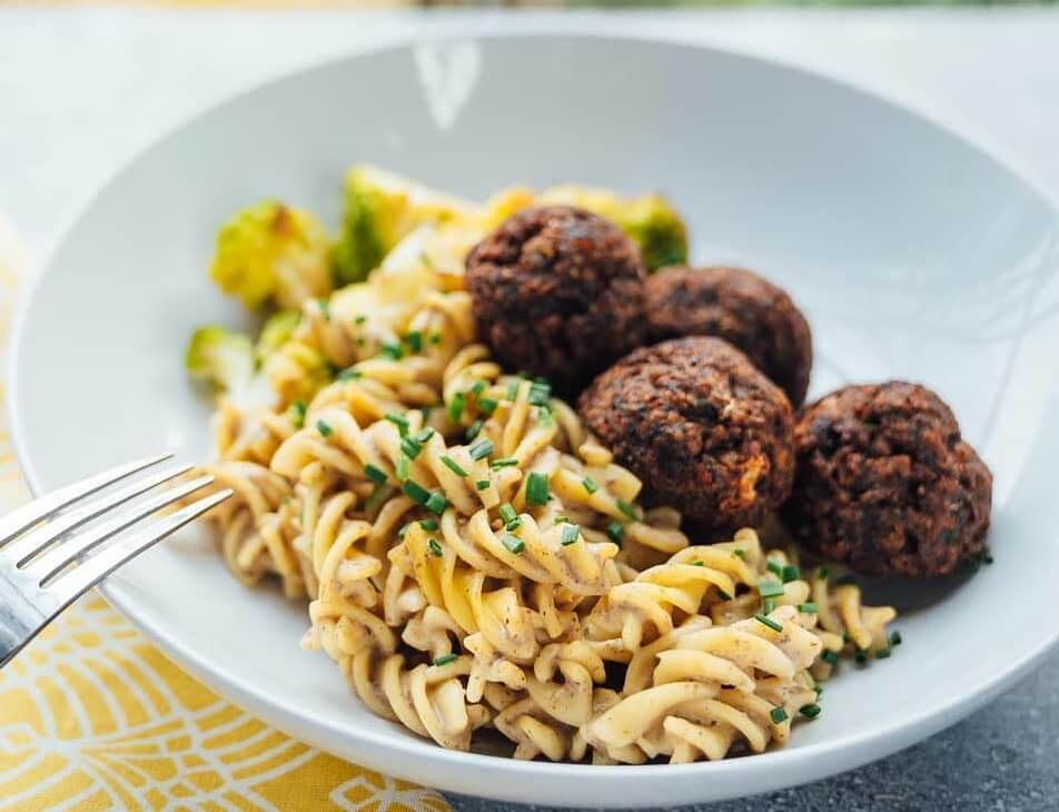 Swedish Truffle Meatballs