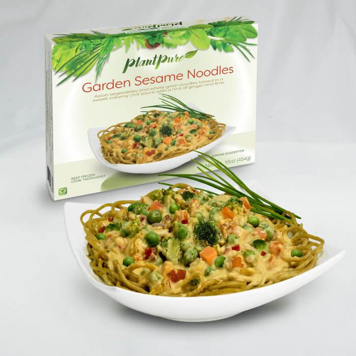 Garden Sesame Noodles
