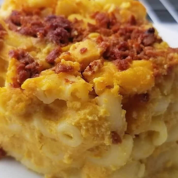Chorizo Mac & Cheese
