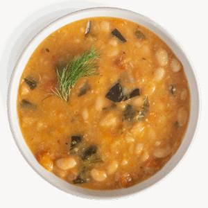 Portuguese White Bean Kale
