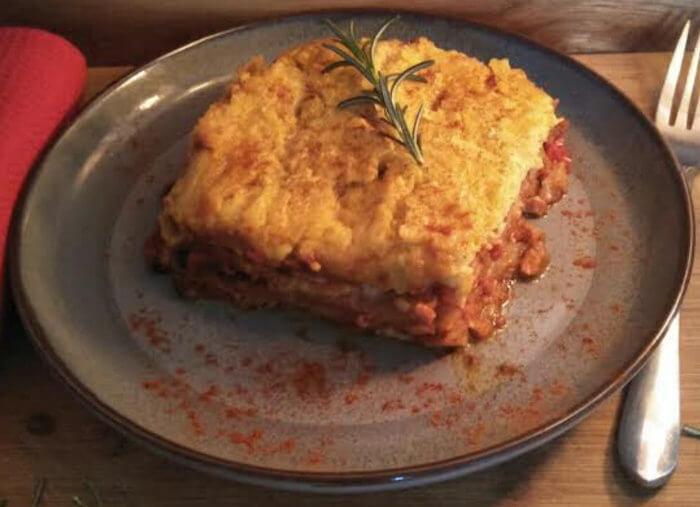 Beef Style Lasagna