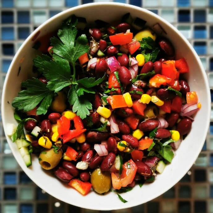 Leguminosa Salad